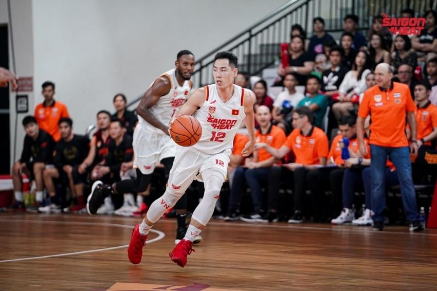 Saigon Heat là đội bóng rổ hàng đầu tại Việt Nam