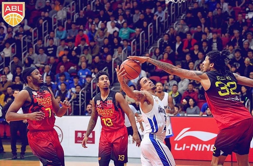 Saigon Heat là đại diện của Việt Nam tranh tài ở ABL (Ảnh: ABL)