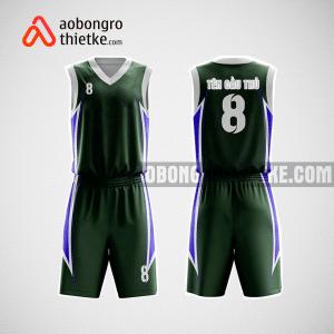 Mẫu áo bóng rổ đẹp nhất an giang ABR495