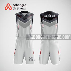 Mẫu áo bóng rổ đẹp nhất cao bằng ABR508