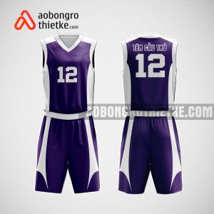 Mẫu áo bóng rổ đẹp nhất điện biên ABR509