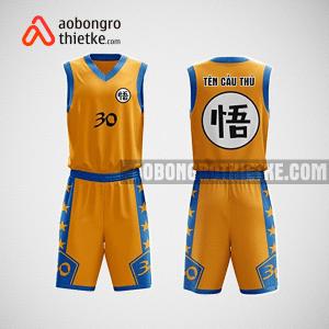 Mẫu áo bóng rổ đẹp nhất hòa bình ABR519