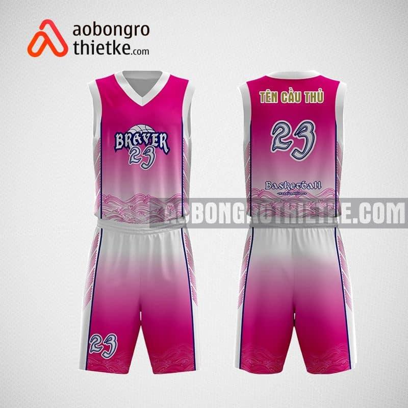 Mẫu áo bóng rổ đẹp nhất kon tum ABR525