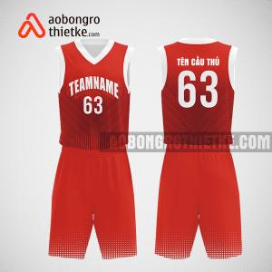 Mẫu quần áo bóng màu đỏ trắng red bull ABR241