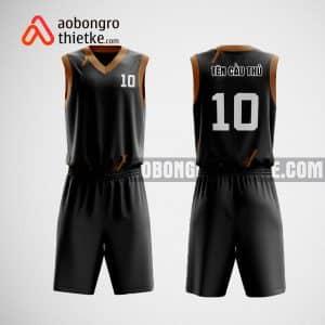 Mẫu quần áo bóng rổ thiết kế độc ABR485