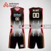 Mẫu quần áo bóng rổ thiết kế màu trắng đen iuso ABR248