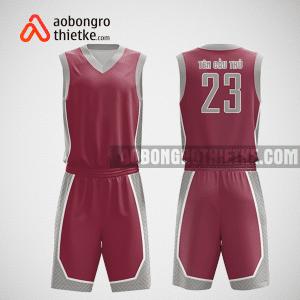 Mẫu quần áo bóng rổ thiết kế tại bắc ninh ABR311