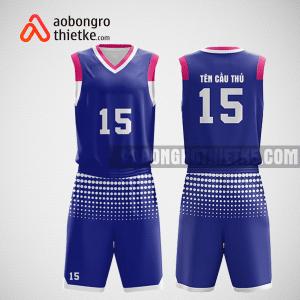 Mẫu quần áo bóng rổ thiết kế tại cà mau ABR312