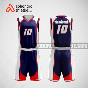 Mẫu quần áo bóng rổ thiết kế tại hà tĩnh chính hãng ABR421