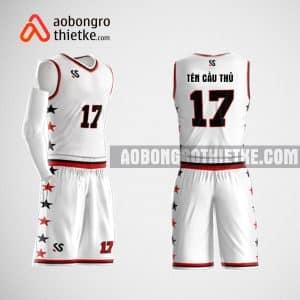 Mẫu quần áo bóng rổ thiết kế tại lào cai chính hãng ABR433
