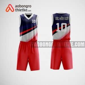 Mẫu quần áo bóng rổ thiết kế tại nam định chính hãng ABR441