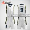 Mẫu quần áo bóng rổ thiết kế tại nam định giá rẻ ABR344