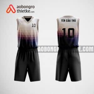 Mẫu quần áo bóng rổ thiết kế tại nghệ an chính hãng ABR442