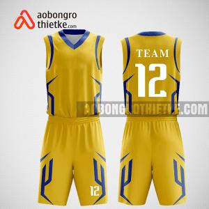 Mẫu quần áo bóng rổ thiết kế tại nghệ an giá rẻ ABR368
