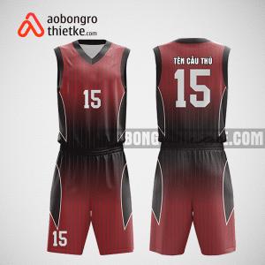 Mẫu quần áo bóng rổ thiết kế tại phú yên ABR318