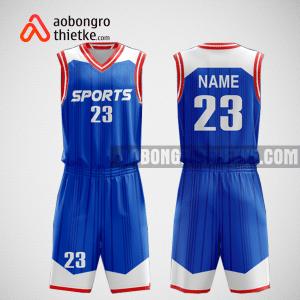 Mẫu quần áo bóng rổ thiết kế tại phú yên giá rẻ ABR385