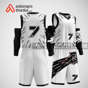 Mẫu quần áo bóng rổ thiết kế tại tây ninh ABR380