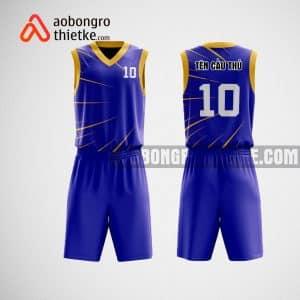 Mẫu quần áo bóng rổ thiết kế tại tuyên quang chính hãng ABR463