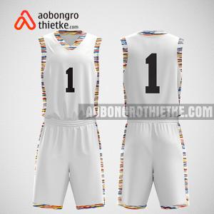Mẫu quần áo bóng rổ thiết kế tại tuyên quang giá rẻ ABR338