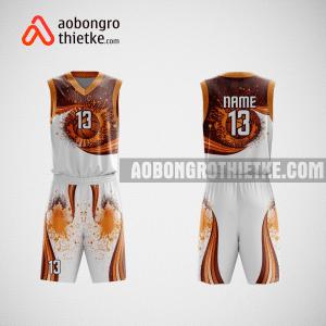 Mẫu áo bóng rổ đẹp nhất vĩnh long ABR552