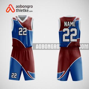 Mẫu áo bóng rổ giá tại xưởng ABR562