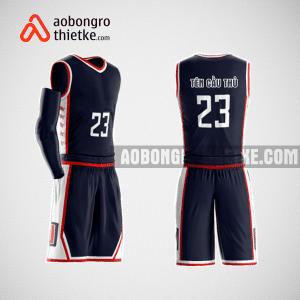 Mẫu áo bóng rổ đẹp nhất lạng sơn ABR528