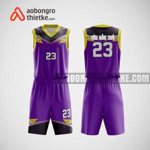 Mẫu áo bóng rổ đẹp nhất nam định ABR531