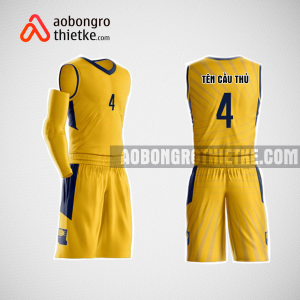 Mẫu áo bóng rổ đẹp nhất phú thọ ABR535