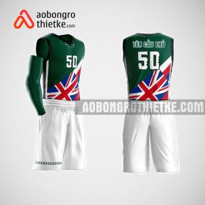Mẫu áo bóng rổ đẹp nhất quảng bình ABR536