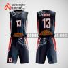Mẫu áo bóng rổ đẹp nhất thái nguyên ABR546