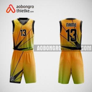 Mẫu áo bóng rổ đẹp nhất vĩnh phúc ABR553