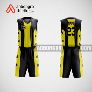 Mẫu áo bóng rổ ô tô trường hải THACO ABR570