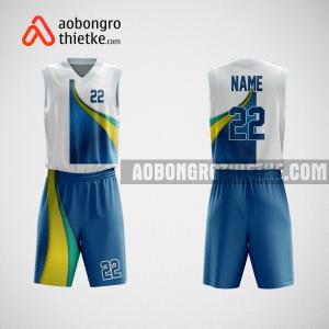 Mẫu áo bóng rổ petrolimex PR ABR568