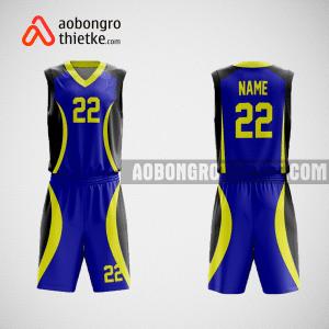 Mẫu áo bóng rổ tại huyện bình chánh giá rẻ ABR592