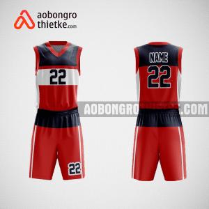 Mẫu áo bóng rổ tại quận bình thạnh giá rẻ ABR586