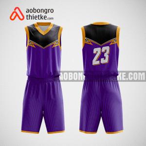 Mẫu áo bóng rổ tại quận tây hồ giá rẻ ABR608