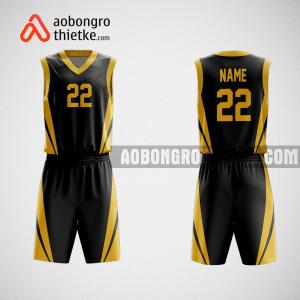 Mẫu áo bóng rổ tại quận thủ đúc giá rẻ ABR591