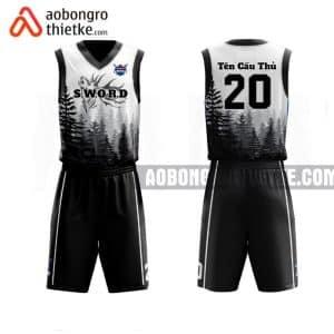Mẫu áo bóng rổ thiết kế đẹp giá rẻ ABR612