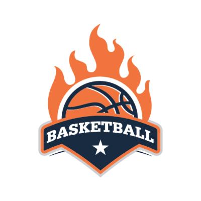Mẫu logo đội bóng rổ đẹp (1)
