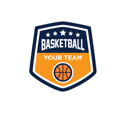 Mẫu logo đội bóng rổ đẹp (10)