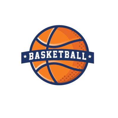 Mẫu logo đội bóng rổ đẹp (100)