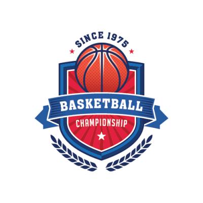 Mẫu logo đội bóng rổ đẹp (105)