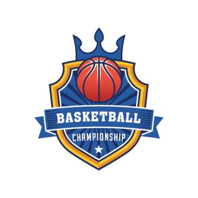 Mẫu logo đội bóng rổ đẹp (106)