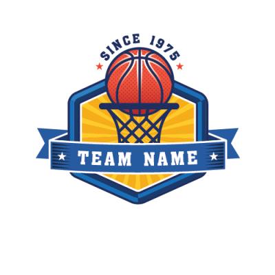 Mẫu logo đội bóng rổ đẹp (108)