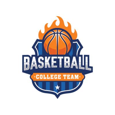 Mẫu logo đội bóng rổ đẹp (138)