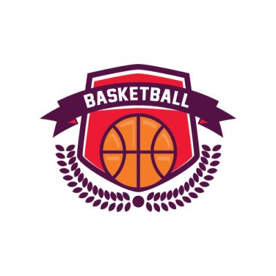 Mẫu logo đội bóng rổ đẹp (21)