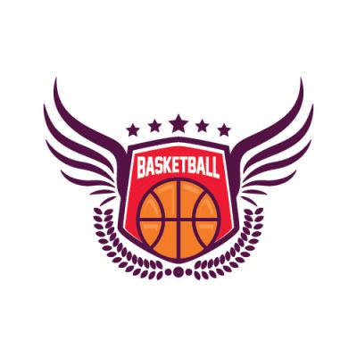 Mẫu logo đội bóng rổ đẹp (22)