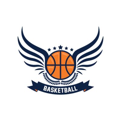 Mẫu logo đội bóng rổ đẹp (23)