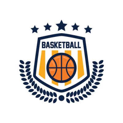 Mẫu logo đội bóng rổ đẹp (24)