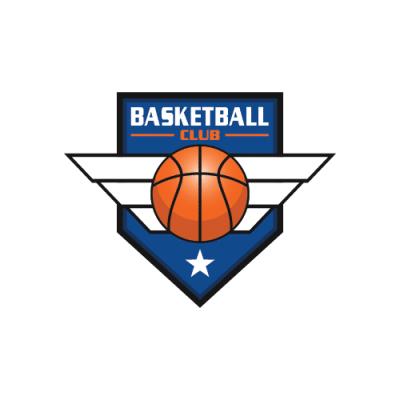 Mẫu logo đội bóng rổ đẹp (25)